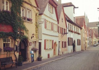 Rothenburg o. d. Tauber